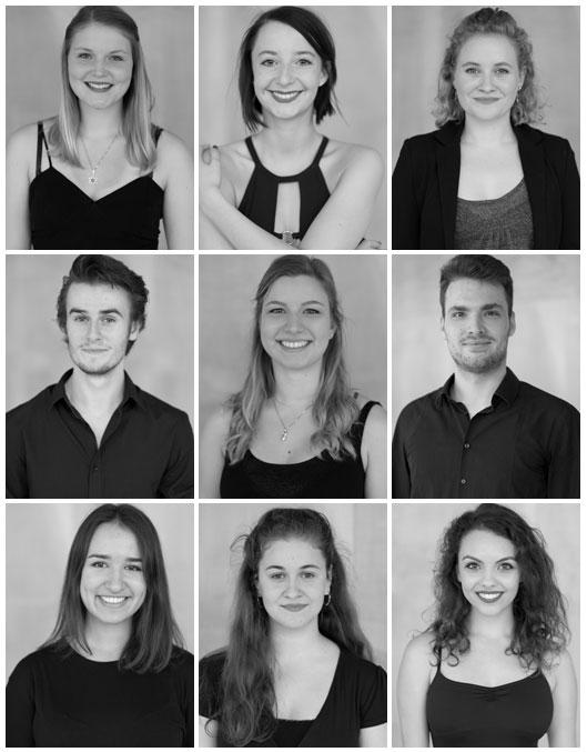 Teilnehmer*innen des Juniorwettbewerbs 2017 | Fotos: Miro Welcker